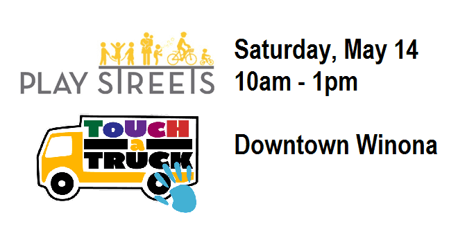 Play Streets & Touch A Truck
