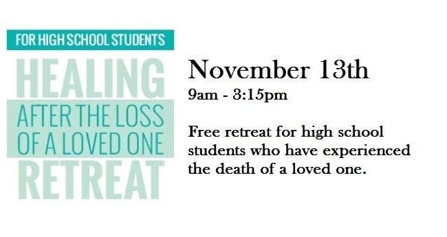 Healing Retreat: After the loss of a loved one