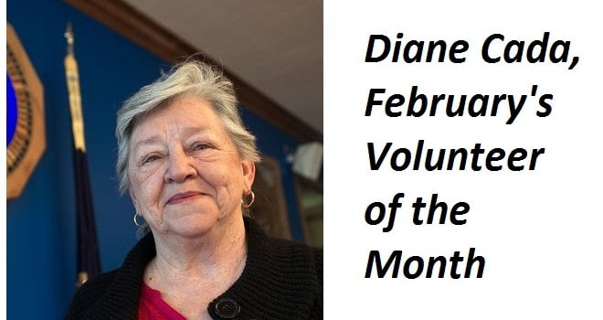 Volunteer of the Month: Winona woman's work is 'the backbone' of the American Legion