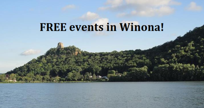 Free events in Winona