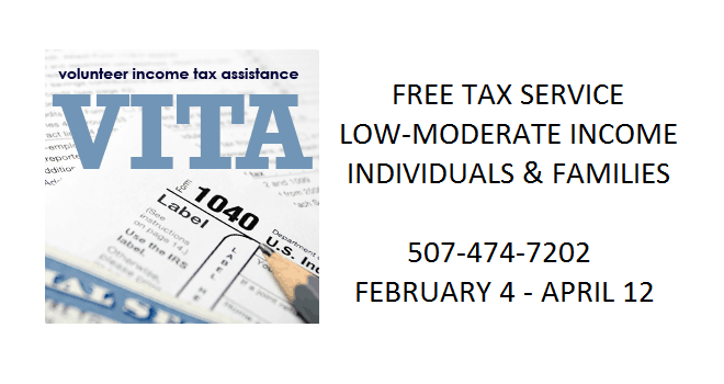 Volunteer Income Tax Assistance (VITA)