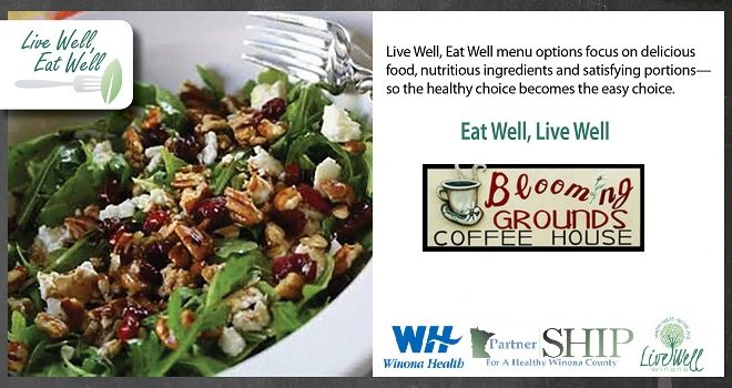 Live Well, Eat Well