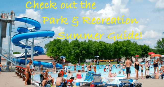 Park & Recreation Summer Guide