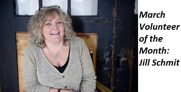 VOLUNTEER OF THE MONTH: Winona woman finds many ways to give back