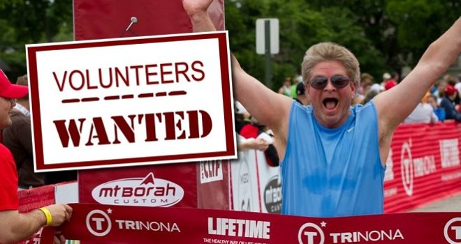Trinona volunteers