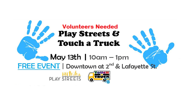 Play Streets and Touch A Truck