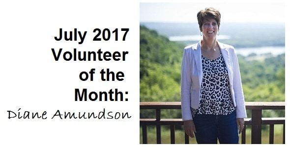 For the love of community: July Volunteer of the Month finds purpose in serving