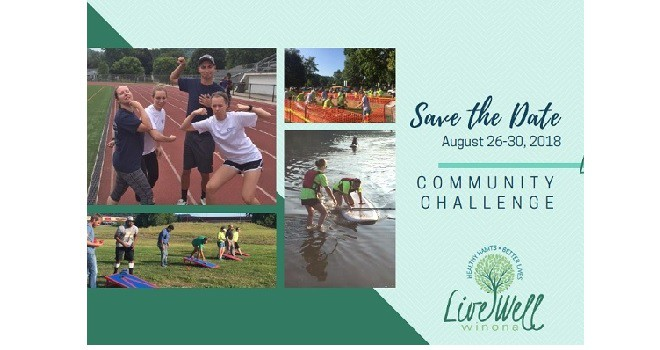 Community Challenge Save The Date