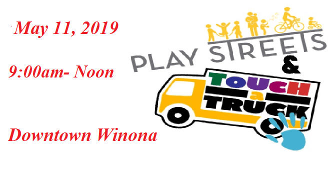 Play Streets & Touch-A-Truck 2019